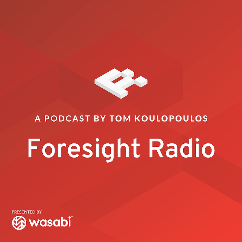 Foresight Radio Podcast - Artificial Intelligence and